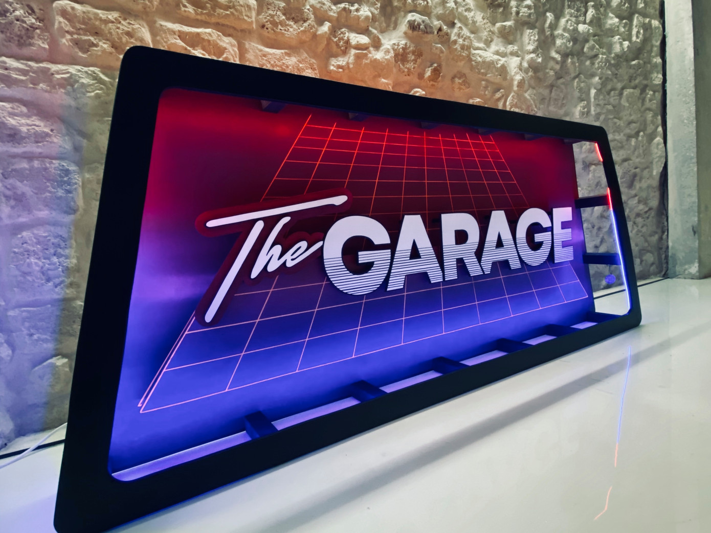 "Develop Blockchain in ""The Garage"""